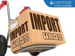 Bea Masuk Barang Impor, Seperti Inilah Perhitungannya