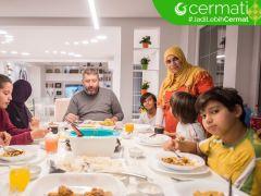 Tips Menyelenggarakan Open House Saat Lebaran Agar Lebih Meriah