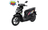 Honda Beat Pop eSP CW Comic