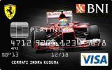 BNI Ferrari Credit Card