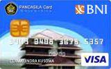 BNI-Pancasila Card Silver