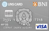 BNI-UNS Card Silver