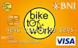 BNI-Bike To Work Card Classic