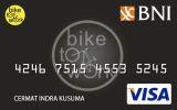 BNI-Bike To Work Card Platinum