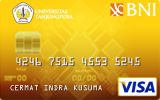 BNI-Universitas Tanjungpura Card Gold