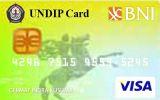 BNI-UNDIP Card Silver