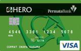 PermataHero Card Visa Classic