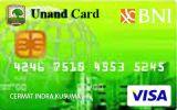 BNI-UNAND Card Silver