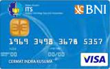 BNI-Ikatan Alumni ITS Card Silver