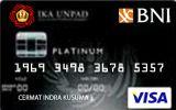 BNI-IKA Unpad Card Platinum