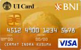 BNI-UI Card Gold