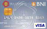 BNI-IKA Unpad Card Silver