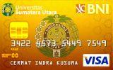 BNI-Universitas Sumatera Utara Card Gold