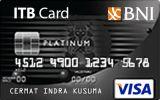 BNI-ITB Card Platinum