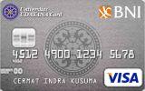 BNI-Udayana Card Silver