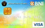 BNI-Brawijaya Card Silver