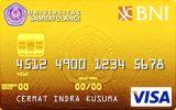 BNI-Universitas Sam Ratulangi Card Gold