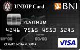 BNI-UNDIP Card Platinum