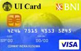 BNI-UI Card Silver