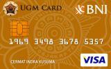 BNI-UGM Card Gold