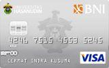 BNI-Universitas Hasanuddin Card Silver
