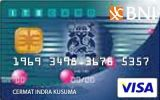 BNI-ITB Card Silver