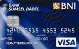 BNI-Bank SumselBabel Card Classic