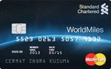 Standard Chartered MasterCard WorldMiles