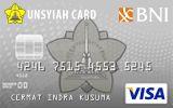 BNI-UNSYIAH Card Silver