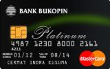 Bukopin MasterCard Platinum