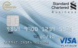 Standard Chartered Visa Business Card Platinum