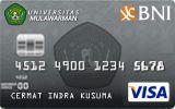 BNI-Universitas Mulawarman Card Silver