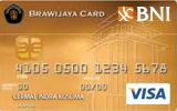 BNI-Brawijaya Card Gold