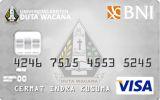 BNI-Universitas Kristen Duta Wacana Card Silver