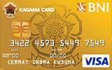 BNI-Kagama Card Gold