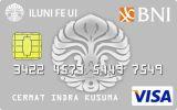 BNI-ILUNI FE UI Card Silver