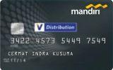 Mandiri Distribution Card