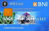 BNI-IPB Card Silver
