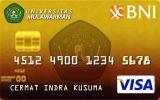 BNI-Universitas Mulawarman Card Gold