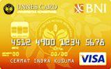 BNI-UNNES Card Gold