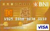 BNI-ITB Card Gold