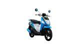 Suzuki Lets Sporty