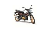 Suzuki New Satria Fighter 1 with Alarm