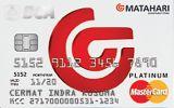 BCA Matahari Card