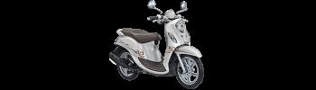 Yamaha Fino Premium 125 Blue Core