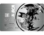 Kartu Kredit BCA Visa Batman
