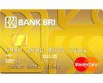 Kartu Kredit BRI MasterCard Gold