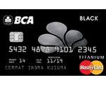 Kartu Kredit BCA Black MasterCard