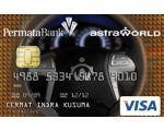 Kartu Kredit AstraWorld Permata Card Gold