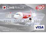 Kartu Kredit CIMB Niaga Air Asia BIG Card